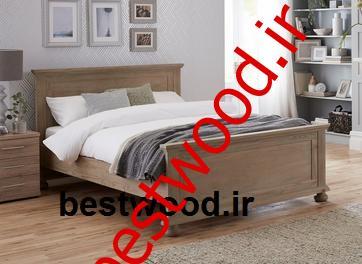 سرویس خواب با چوب راش